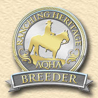 Ranching Heritage Breeder